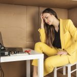 Living With A Migraine
