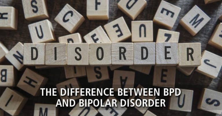 The Difference Between BPD and Bipolar Disorder