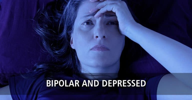 Bipolar and Depressed