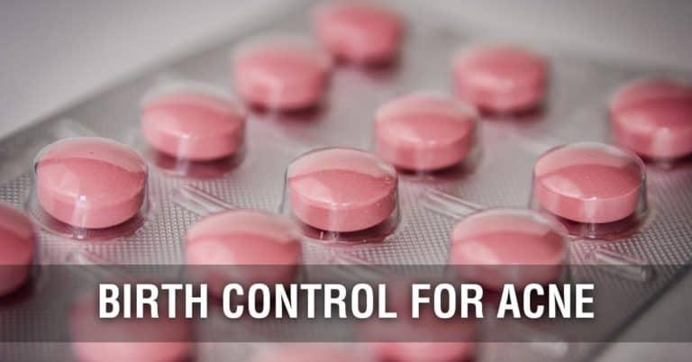 Birth Control For Acne