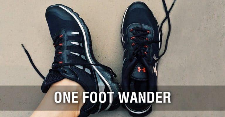 One Foot Wander