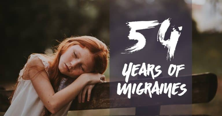 54 Years of Migraines