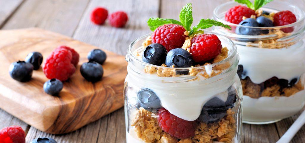 corhns disease yogurt diet
