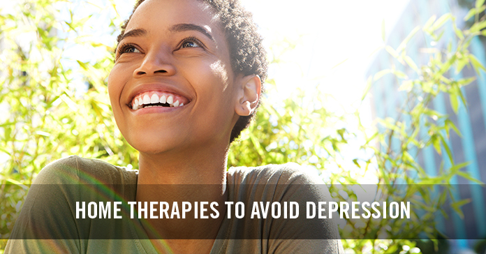 Home Therapies to Avoid Depression