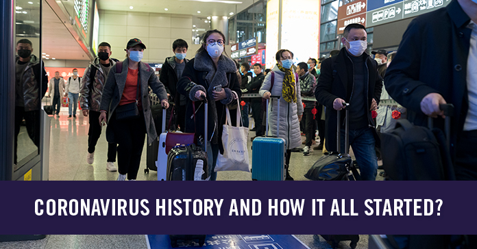 Coronavirus History And How It All Started?
