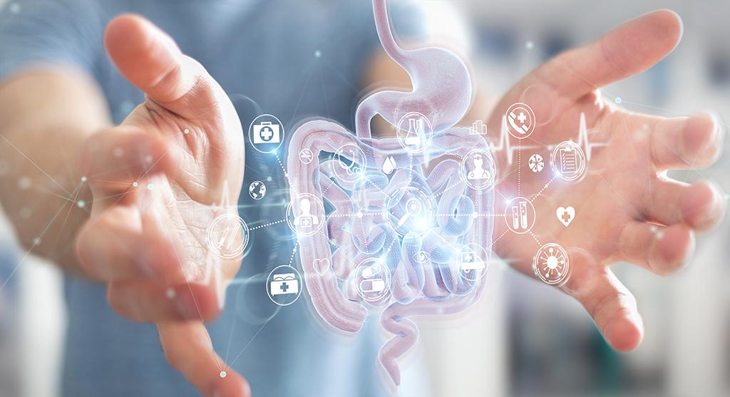 crohn's disease digital image