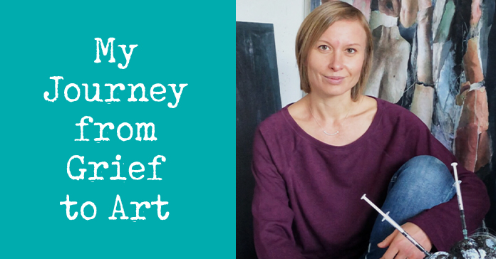 natalia millman my journey from grief to art