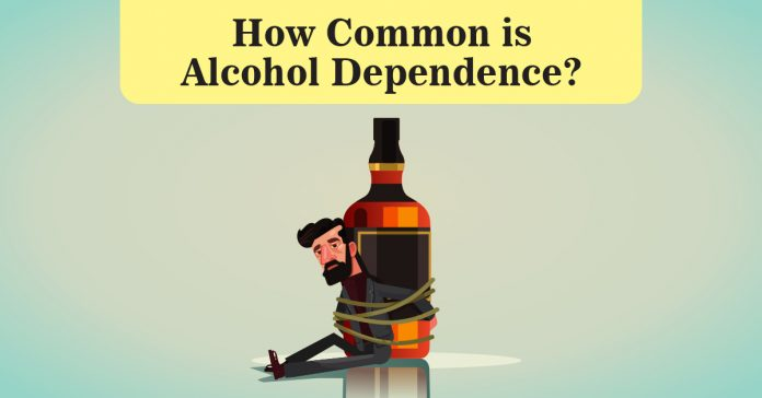 How Common is Alcohol Dependence?